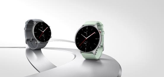 华米发布 Amazfit GTR 2e 智能手表:续航 24 天,新增温度测量功能 - 热点资讯 家电百科 第1张