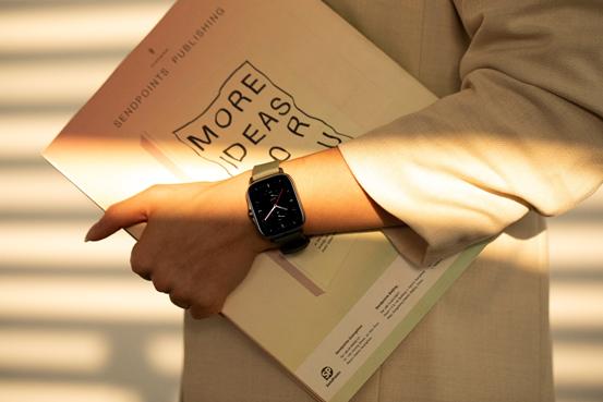 华米发布 Amazfit GTR 2e 智能手表:续航 24 天,新增温度测量功能 - 热点资讯 家电百科 第5张