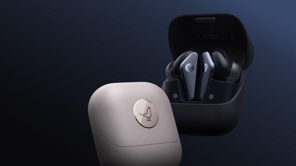 小鸟音响新一代AIR系列耳机上架,支持智能调音 - 热点资讯 每日推荐 第1张