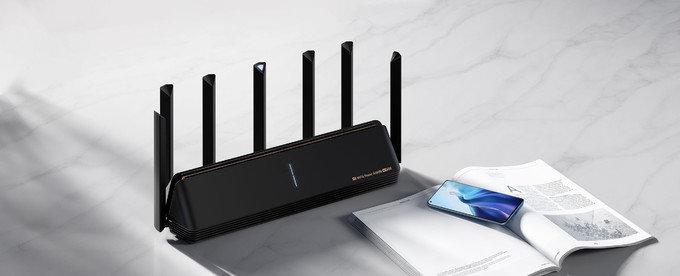 小米路由器AX6000正式发布,首发WiFi6增强版技术 - 热点资讯 每日推荐 第3张