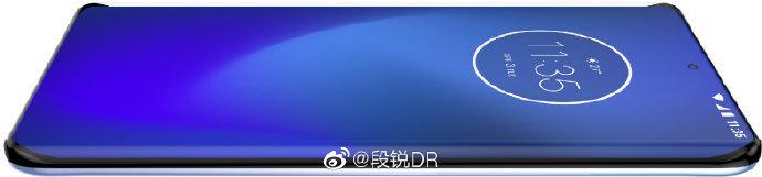 摩托罗拉骁龙888新机曝光:四曲面无边框,颜值吸睛 - 热点资讯 每日推荐 第2张