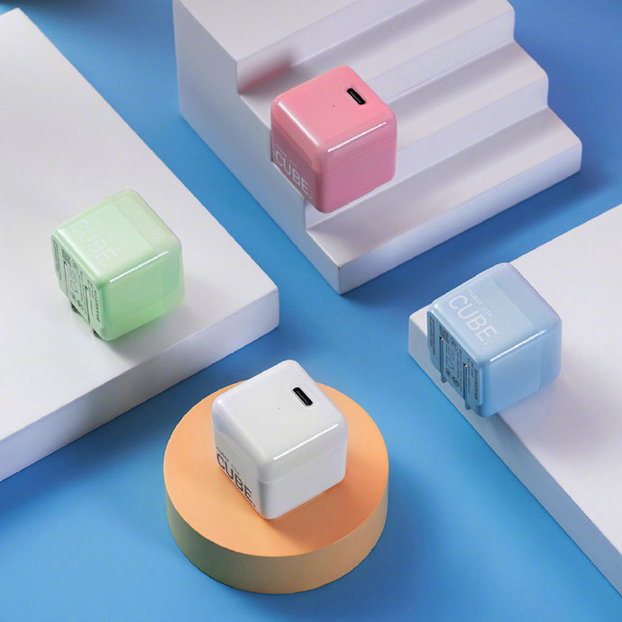 努比亚方糖充电器官宣,22.5W功率兼容iPhone 12系列 - 热点资讯 家电百科 第2张