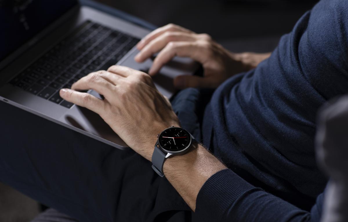 Amazfit GTS 2e亮相 CES 2021,获评最佳智能手表 - 热点资讯 家电百科 第3张
