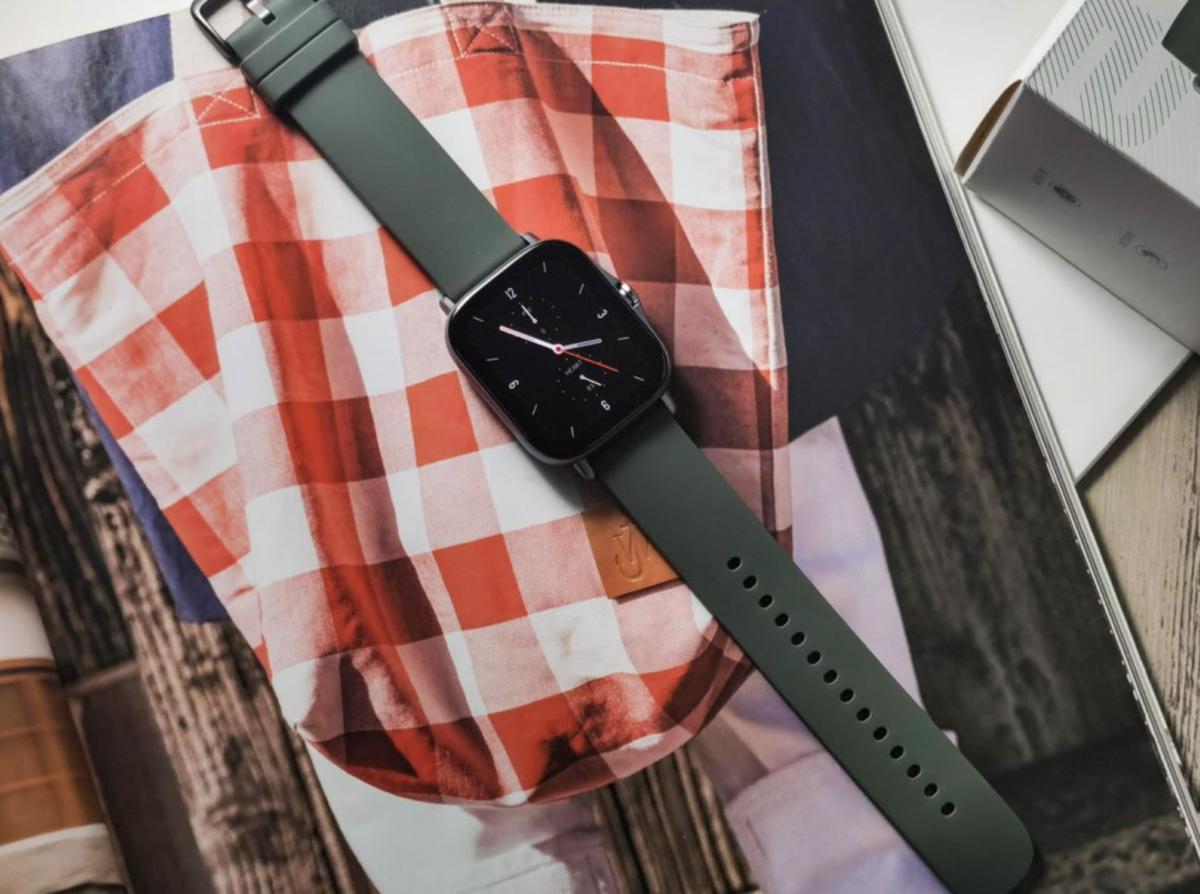Amazfit GTS 2e亮相 CES 2021,获评最佳智能手表 - 热点资讯 家电百科 第4张